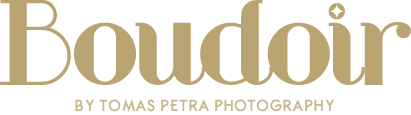 Boudoir by Tomas Petra Photography Logo