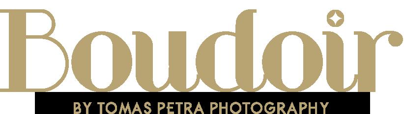 Boudoir by Tomas Petra Photography Retina Logo